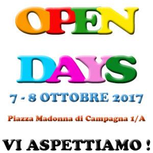 Open Days 2017
