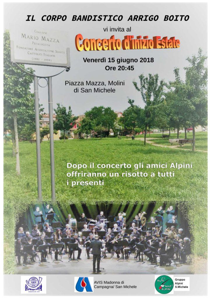 Concerto d'inizio Estate