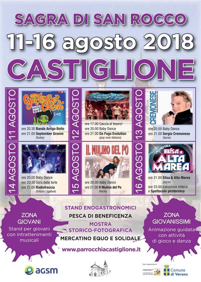Sagra di San Rocco – Castiglione